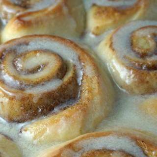 Night Before Cinnamon Rolls