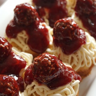 April Fools' Day…Spaghetti and Meatballs?